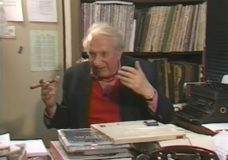 [Studs Terkel interview for Charlie Rose, part 3]