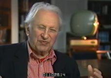 [Television Academy interview with Studs Terkel, part 1]