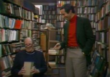 [Bill Veeck #4 at Powell's Bookstore]