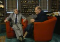 [Bill Veeck interviews Ted Turner]