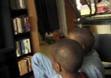 [Voices of Cabrini raw: Pratt family at Robbins Barber Shop]