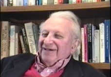 [Interview with Studs Terkel about Nelson Algren]