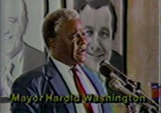 [Harold Washington 1987 Mayoral Primary]