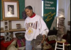 [Chicago Crossings: Bridges and Boundaries, reel 30; Marva Jolly]