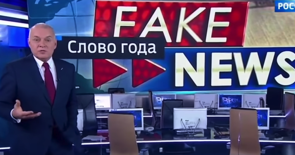 Countering Fake News in Russia and the US