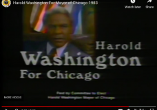 We Have Runoff Elections Because of the 1983 Mayoral Race