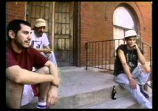 """A sunny day, Italian ice, and the old neighborhood: Ben Hollis on """"stoop talk"""""""