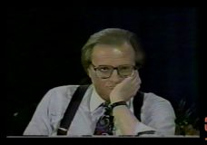 In memory of Larry King (1933 – 2021)