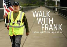 """4/1/21: Virtual Talks with Video Activists: """"Walk With Frank"""""""