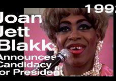 America's First Drag Queen President